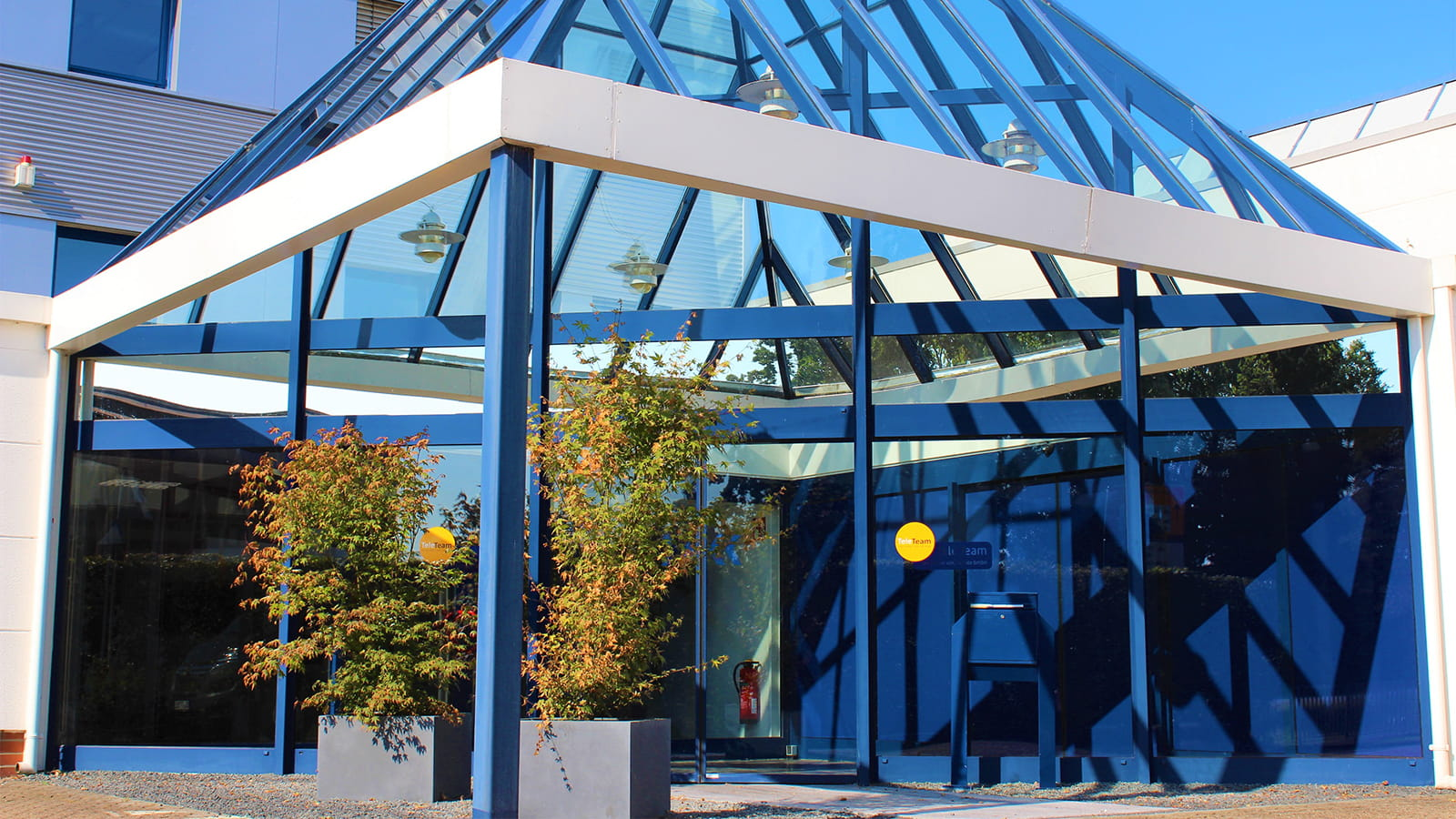 Bild von dem TeleTeam Call-Center und Service GmbH Büro in der Schütte-Lanz-Straße 4 in Oldenburg Tweelbäke