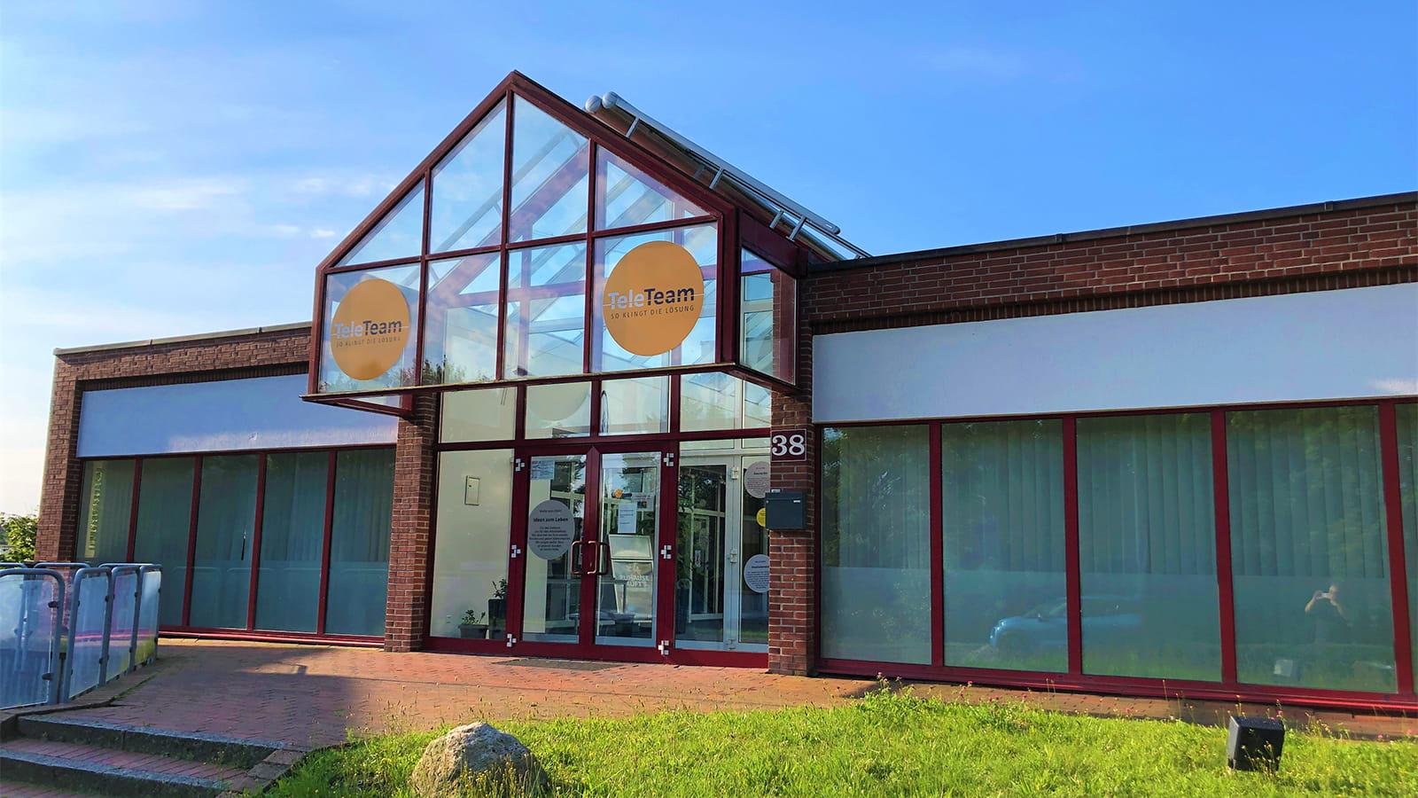 Bild von dem TeleTeam Call-Center und Service GmbH Büro in Rostocker Chaussee 38 in Stralsund