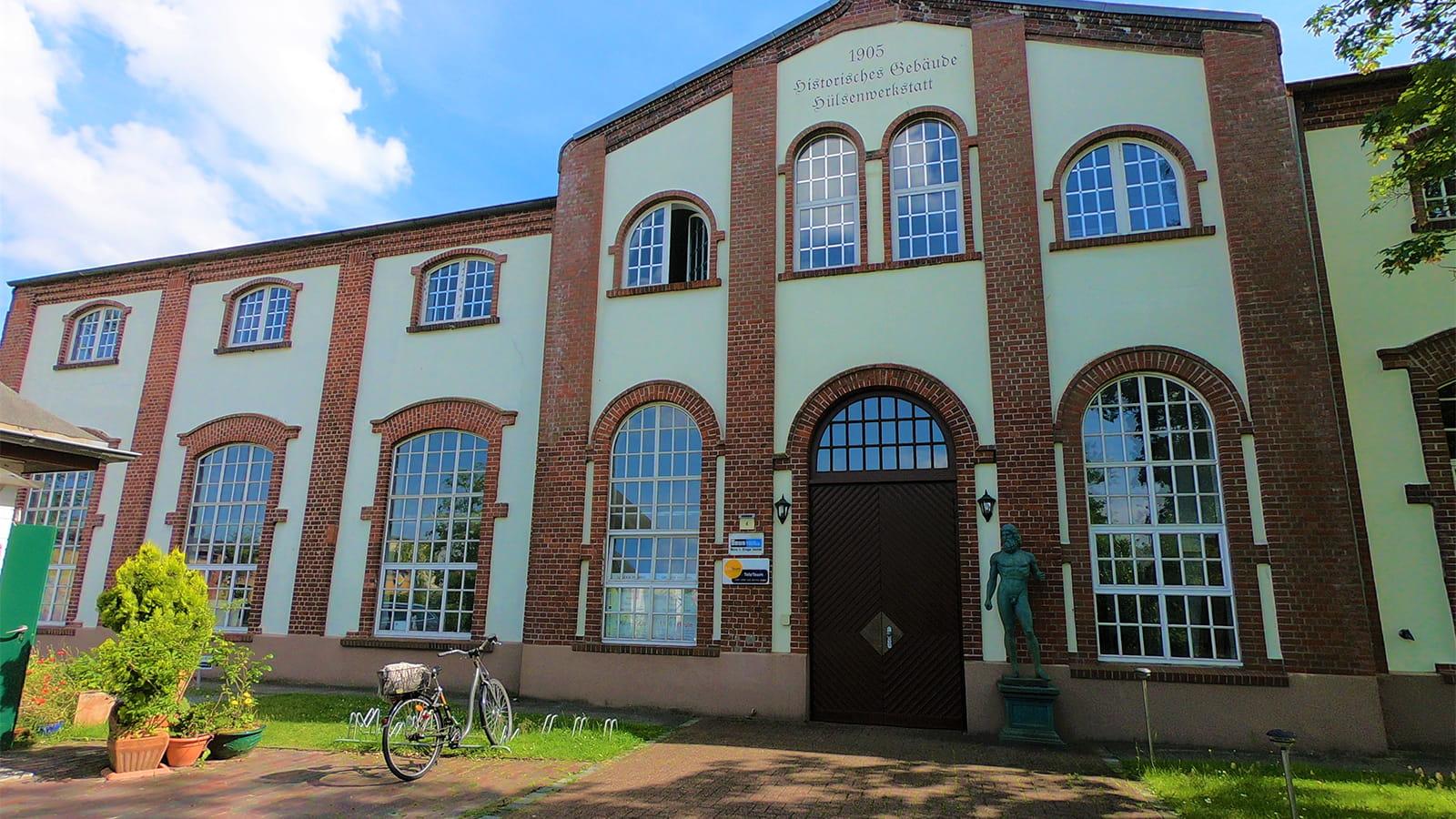 Bild von dem TeleTeam Call-Center und Service GmbH Büro in der Planckstraße 4 in Wilhelmshaven