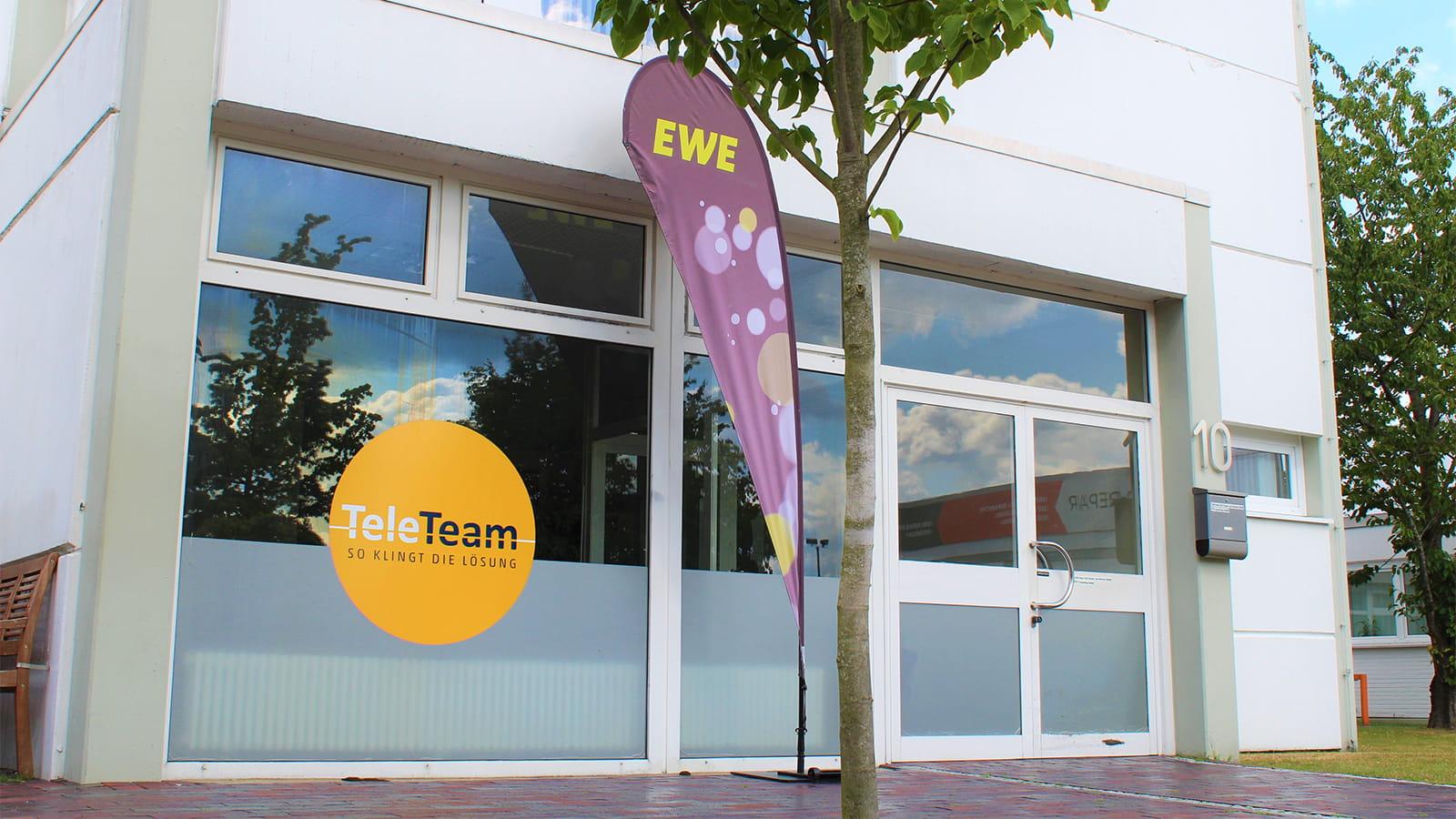 Bild von dem TeleTeam Call-Center und Service GmbH Büro in der Straße Am Kreyenhof 10 in Oldenburg Nadorst
