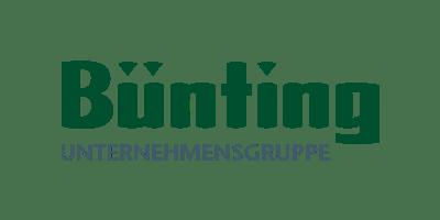 Logo Bünting Unternehmensgruppe